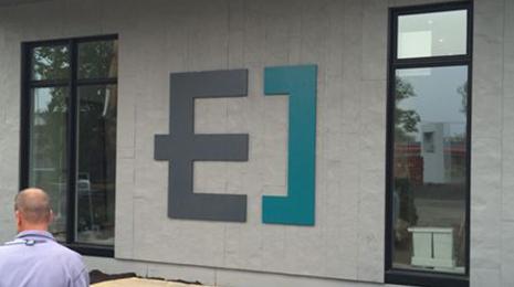 Lettrage 3D, lettres 3D en PVC – Enseignes Lortie
